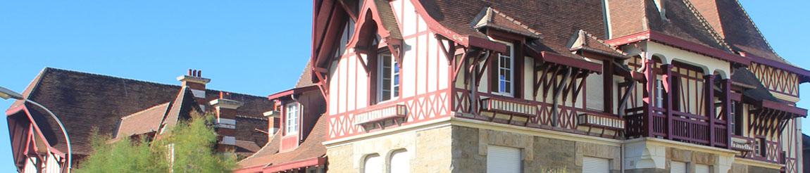 Illustration représentant un bâtiment de l'article du blog Démocratie Quotidienne sur le logement à Biarritz selon le candidat Guillaume Barucq