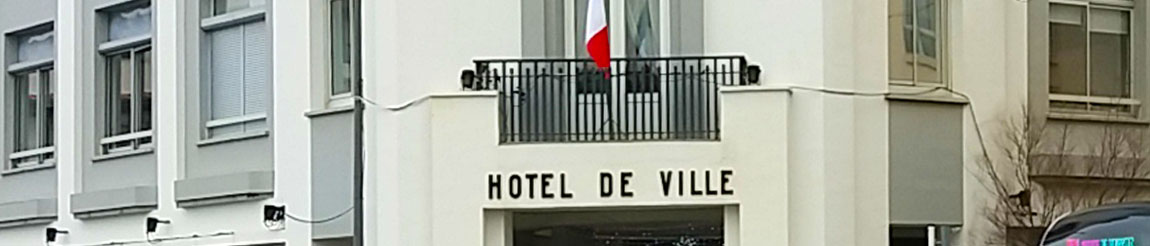Illustration représentant un détail de la Mairie de Biarritz pour l'article du blog Démocratie Quotidienne