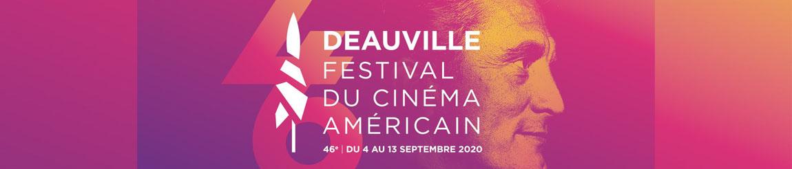 Illustration représentant l'affiche du Festival du Cinéma Américain de Deauville